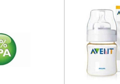 Jaunumi – barošanas pudelītes, kas nesatur bisfenolu A (BPA)