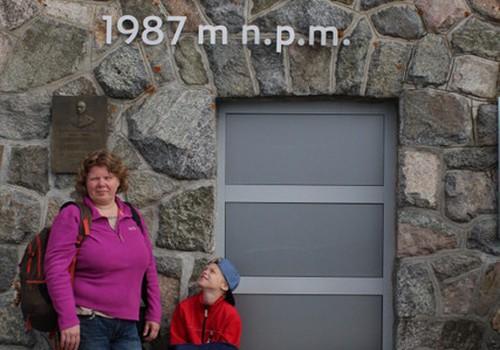 Zakopane - Kasprovy virsotne