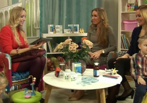 Par dabīgu bērna imunitātes stiprināšanu ONLINE TV videosaruna