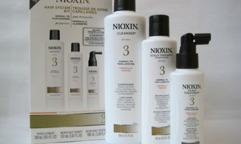 Nixon testēšana - matu produktu līnijas