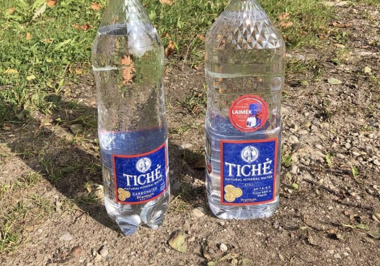 Katram mājās pa Tiche ūdenim