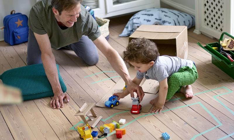 Seši vienkārši padomi, kas veicinās bērna radošo brīvību