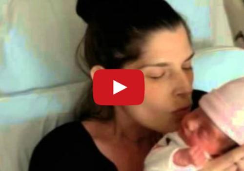 Sirdi plosošs stāsts: māmiņa, kur atteicās no vēža ārstēšanas, lai iznēsātu bērniņu