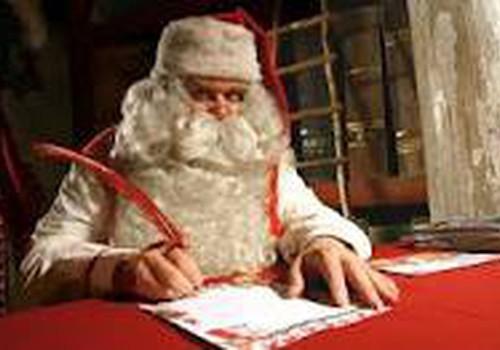 Latvijas pasts: rakstiet vēstules Ziemassvētku vecītim!