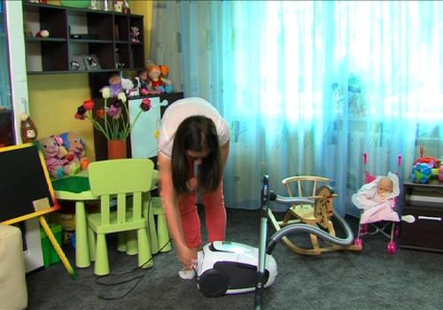 VIDEO: Ar klusu putekļusūcēju pret putekļu ērcītēm
