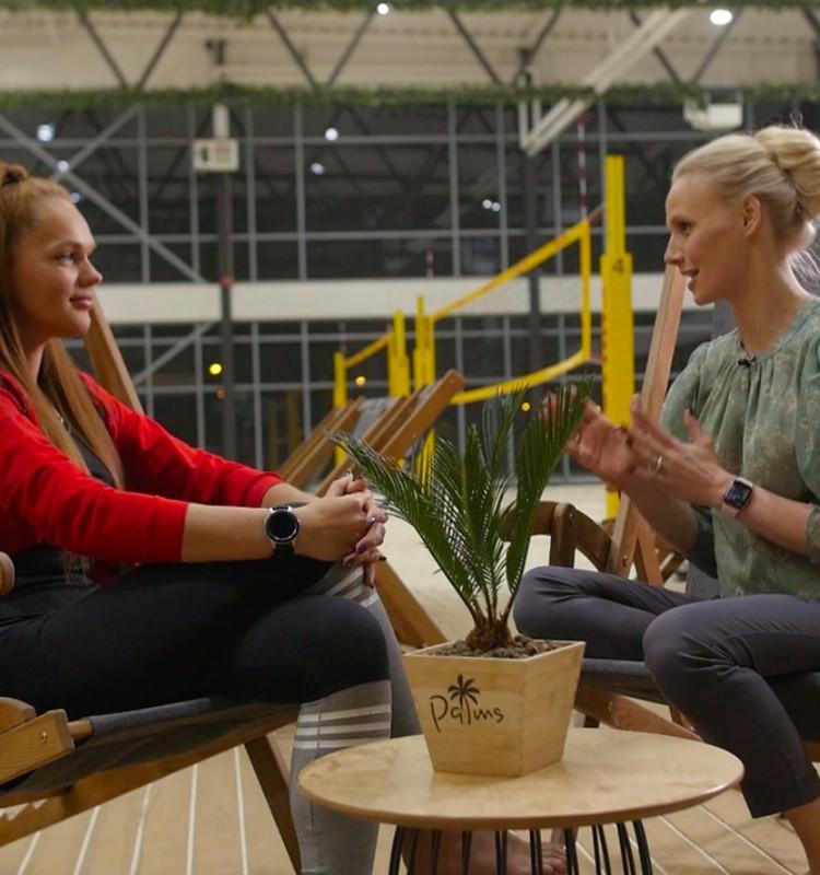 Māmiņu Kluba TV raidījuma 26.janvāra lielajā intervijā - Madara Kiviča