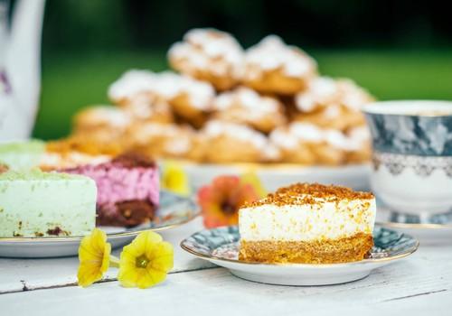 Recepšu KONKURSS: Laimē kūku no Diamonds Food Group!