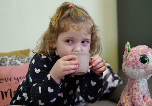 Kuras zāļu tējas ir piemērotākās bērniem?