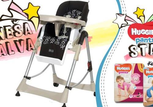 Piedalies FOTOkonkursā un laimē savam mazajam ABC Design barošanas krēsliņu!