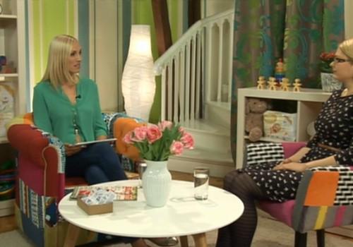 """Par programmu jaunajām māmiņām """"Vecmāte nāk palīgā!"""" ONLINE TV ar Lieni Ceriņu"""