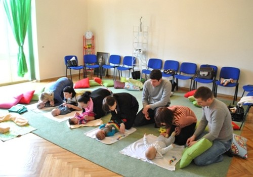 Johnson's Baby diena: iemācīties pieskarties mazuļiem!