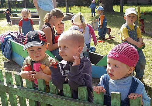Jaunas vietas Rīgas bērnudārzos!
