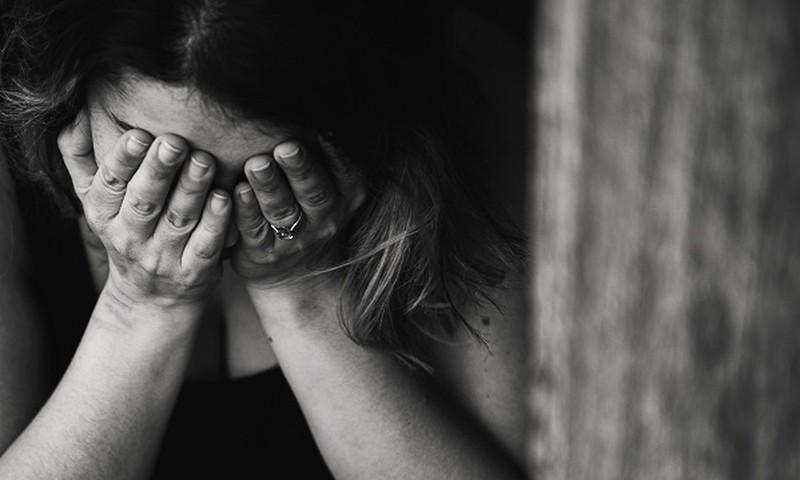 Ciņa ar depresiju
