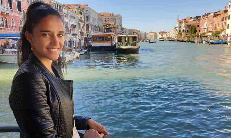 Mīlestība atved meiteni no Marokas uz Latviju. Boutayna Boukhana Tartinskiha.