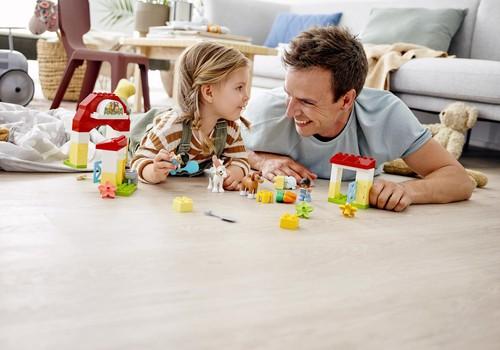 Kā iepazīstināt bērnu ar dzīvnieku pasauli? Dalies ar ieteikumiem un laimē LEGO DUPLO!