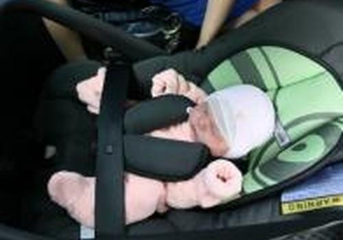Jo ilgāk guļ autosēdeklītī, jo grūtāk elpot