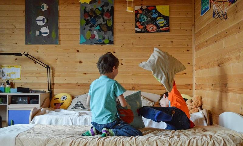 5 vienkāršas spēles, kas attīstīs bērna radošo domāšanu