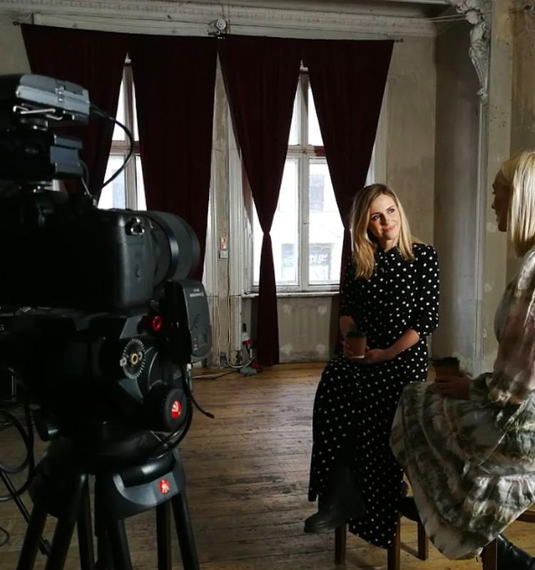 Tiekamies 24.februārī Māmiņu Kluba TV raidījumā. Lielajā intervijā - Ketija Šēnberga!
