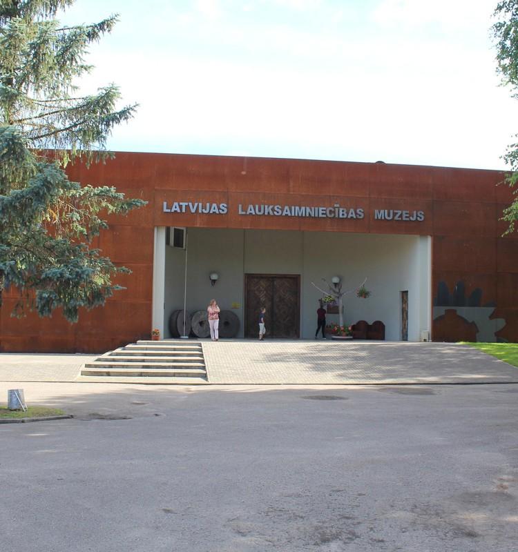 ATKLĀJUMS – Latvijas lauksaimniecības muzejs Talsos