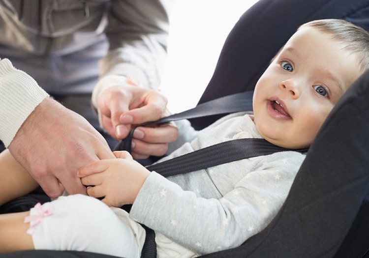 Rūpēs par mazuļa drošību