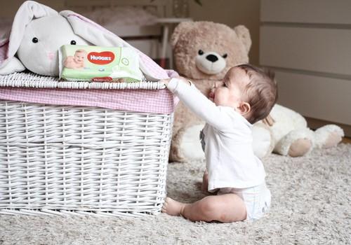 Mitrās salvetes - vienmēr kopā ar mammām un mazuļiem