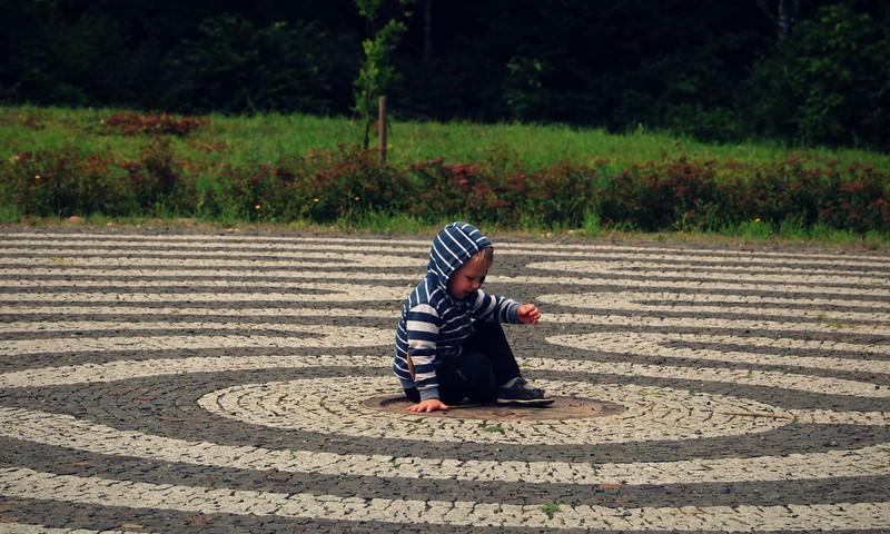 Meditācijas labirints un Dabas gleznu taka Valguma pasaulē