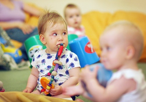 Raudzēti piena produkti kā veselīga bērnu uztura sastāvdaļa