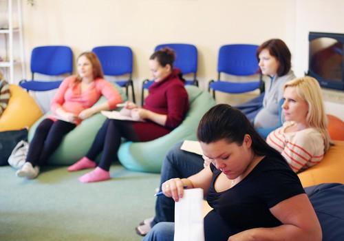 Dzemdību kursi dienas grupiņā: tiekamies dienas lekcijās no 4.jūlija