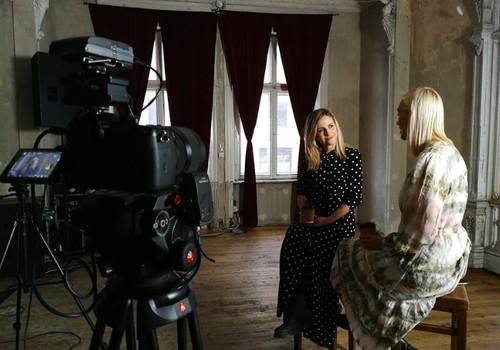 """Ketija Šēnberga: """"Pēc kļūšanas par mammu esmu kļuvusi drosmīgāka"""""""