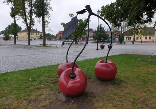 Lietuvas ķiršu galvaspilsēta - Žagare