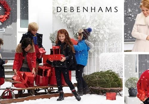 Kura saņem 50EUR dāvanu karti no Debenhams veikala?