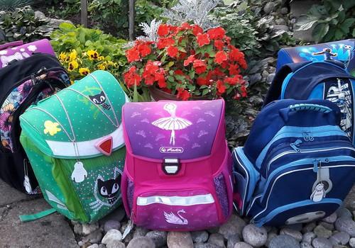 Dosim iespēju savai mīļajai skolas somai