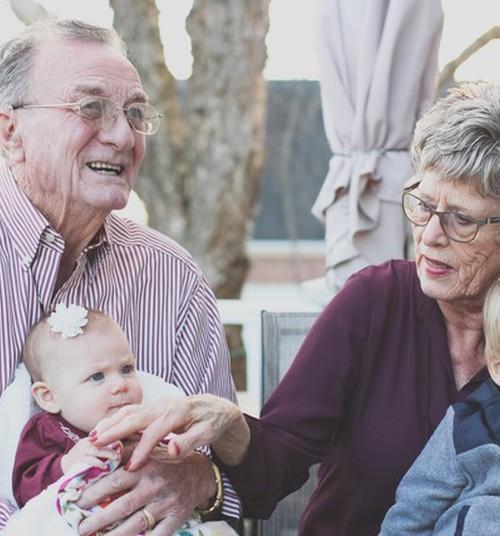 Bērna audzināšana – vecāku un vecvecāku kopatbildība