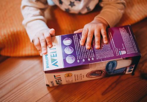 Testējam Philips AVENT piena/ēdienu uzglabāšanas trauciņus