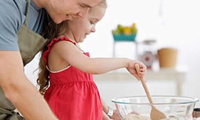 Padomi bērnu drošībai virtuvē