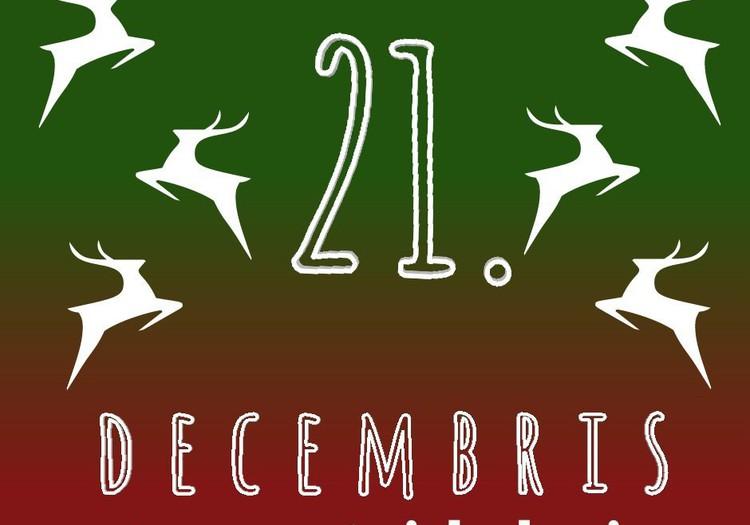 21. decembris - Ziemeļbriedis Rūdolfs #mansmaterialuskapis