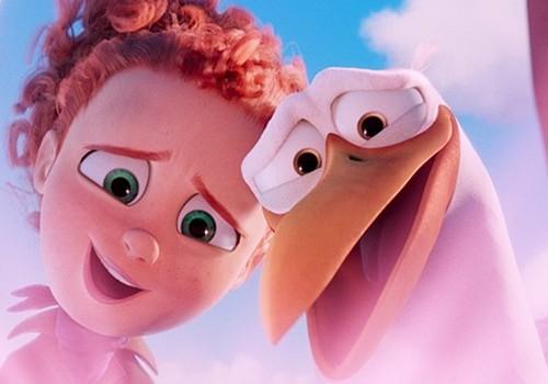 """Māmiņu Klubs aicina Bērnu rītā noskatīties filmiņu """"Stārķi"""" 24. un 25.septembrī!"""