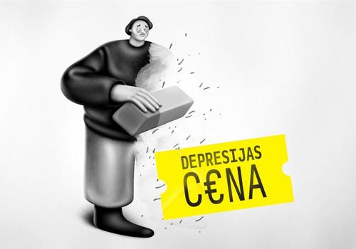 TOP 5 mīti par depresiju, tās pacientiem un ārstēšanu