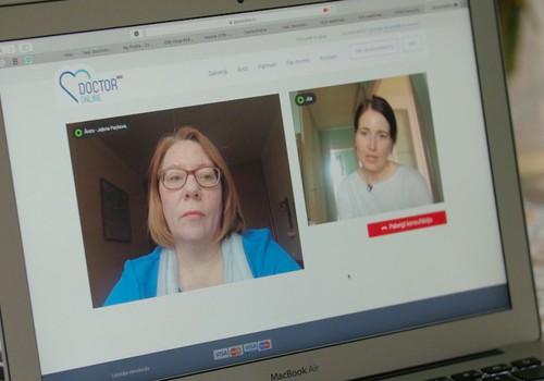 Superbēbis 2020: Ārsta video konsultācija