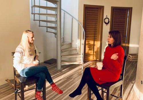 10.janvāra TV raidījuma lielajā intervijā - Sanda Dejus