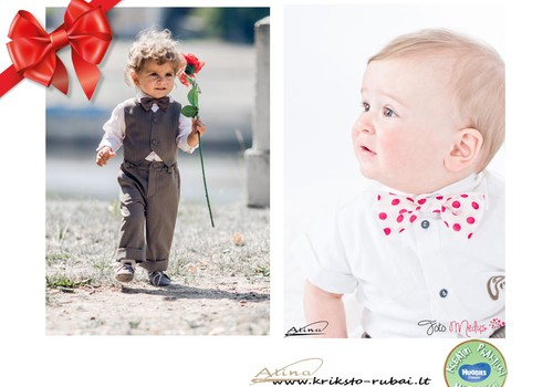 Huggies® svētku dāvanu katalogs: Uzdāvini džentelmenim tauriņu!