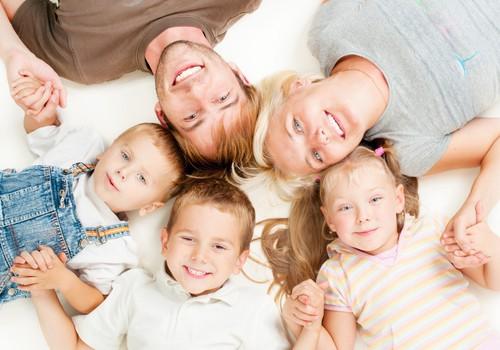 Daudzbērnu ģimenēm īpašas priekšrocības ar Mans Rimi karti
