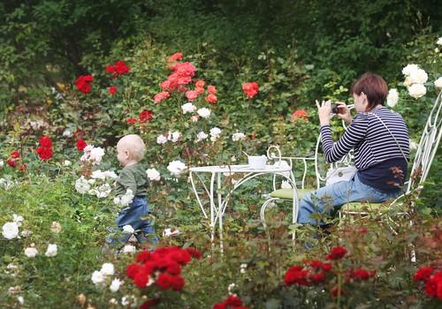 Bērnam jāiepazīst arī dārza pasaule!