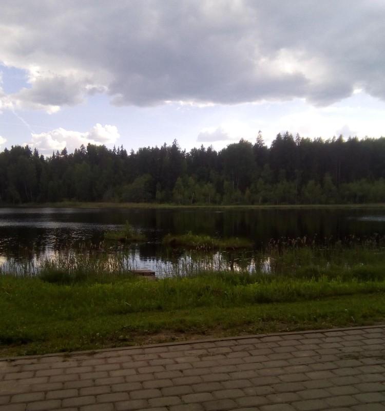 Atpūta pie Gauča ezera