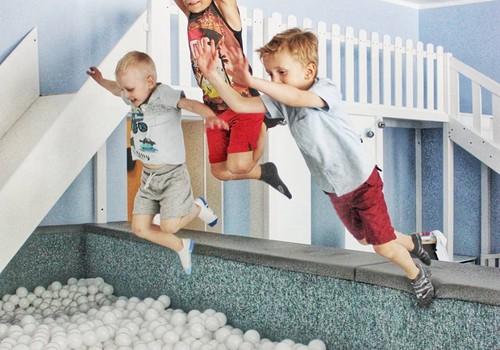 """Facebook KONKURSS: Laimē savam bērnam ballīti svētku istabā """"Balle""""!"""