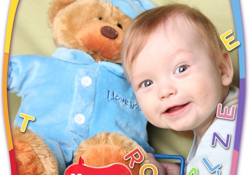Facebook KONKURSS: Mūsu mazulis un viņa pirmā rotaļlieta