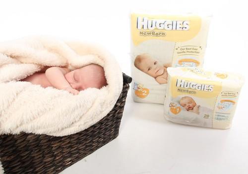 Piesakies Huggies® Newborn autiņbiksīšu testiem!