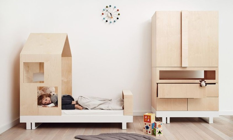 Kā izvēlēties gultu bērnam?