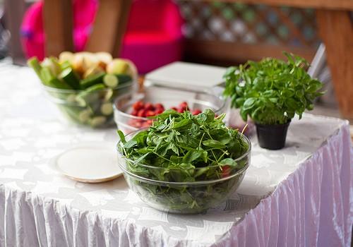 Veselīgs uzturs vasarā – ko nedrīkst aizmirst?