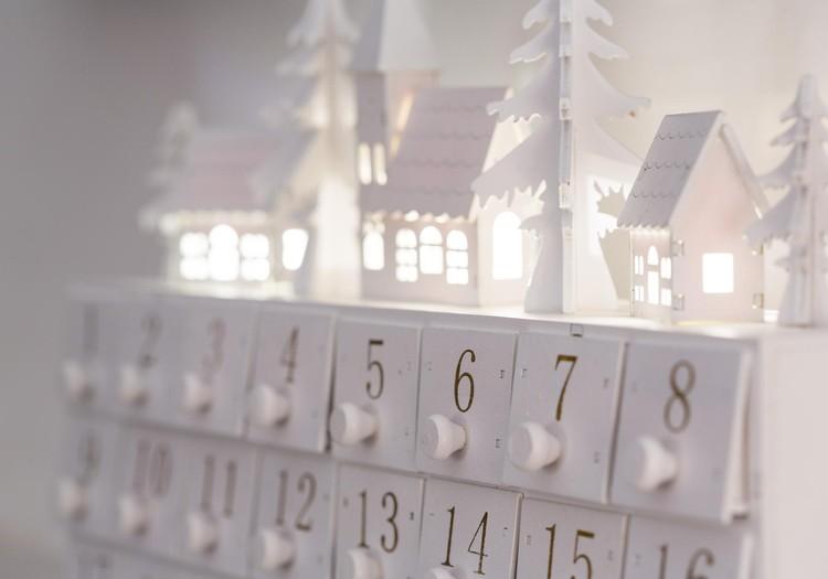 12 pasākumu adventes kalendārs – atver jaunu notikumu katru dienu!
